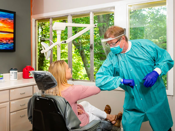 canton-heights-dental-elbow-touch-image